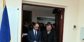 The opening of Ukrainian-Azerbaijani educational and cultural centre